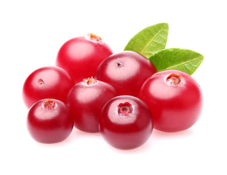 Sweet cranberry Stock Photo