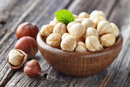 kernel: Hazelnuts kernel