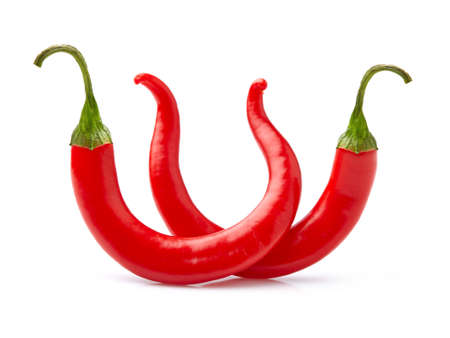 hot peppers: Hot peppers Stock Photo