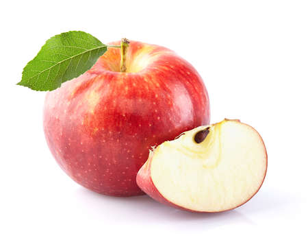 manzana roja: Apple jugoso