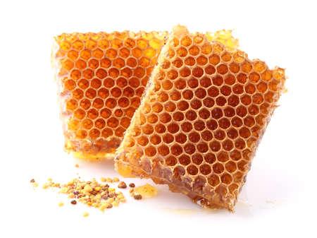 蜂蜜の花粉 写真素材