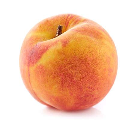 クローズ アップの 1 つの桃