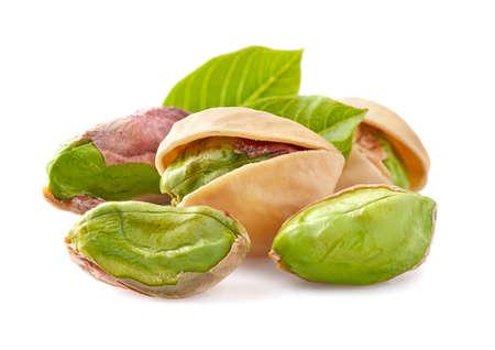 葉っぱのピスタチオ