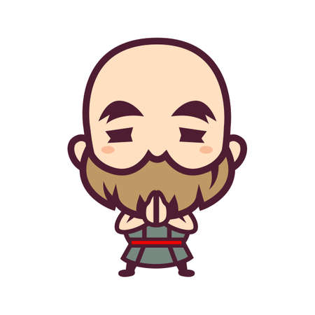 Izo Mingji Mijiji Character Illustration