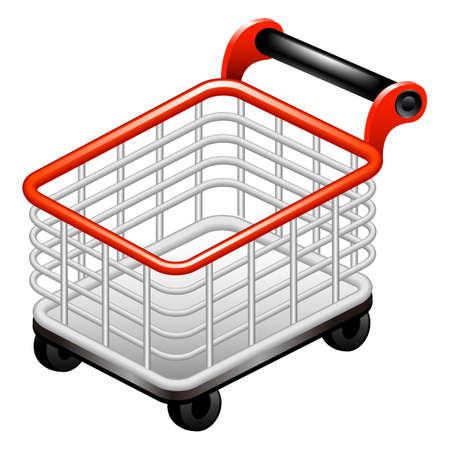 Cart Icon Illustration Illustration