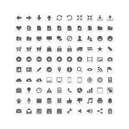 Simple Basic Icon