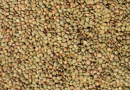green lentil: Green lentil background Stock Photo