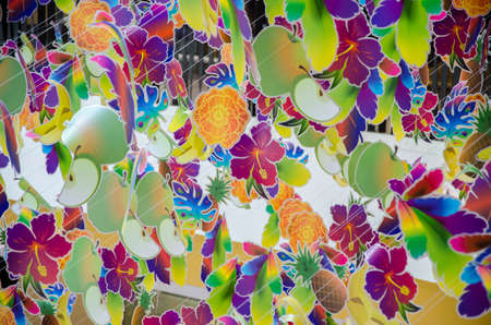 Colorful Paper Arts photo