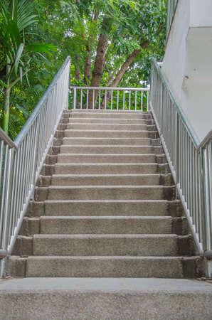 non moving activity: Staircase