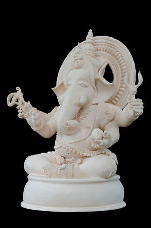 eatern: Ganesha Sculpture Stock Photo