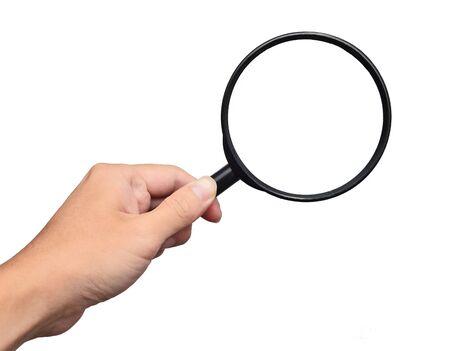grasp: magnifier