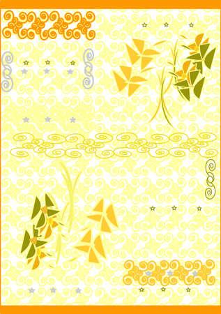 stilish: decorative background