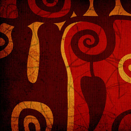 abstract design on grunge background Stock Photo - 730169