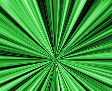 abstract composition with rays, illustartion background Stock Photo - 772231