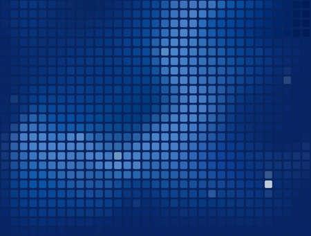 mosaic tile: senza soluzione di fondo con decorazione a mosaico di piastrelle di effetto  Archivio Fotografico