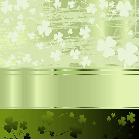 Festive design for St. Patricks Day photo