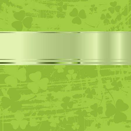 Festive design for St. Patricks Day Stock Photo