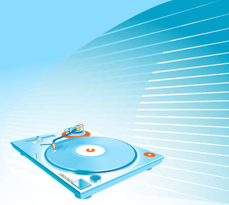 design of a turntable  photo
