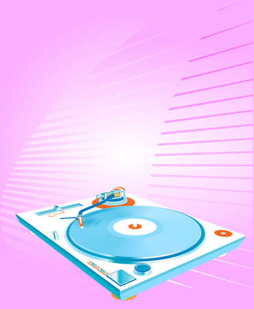 energized: design of a turntable