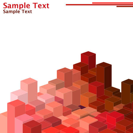 ideal: abstract template ideal for layouts, flayers, brochures, billboards