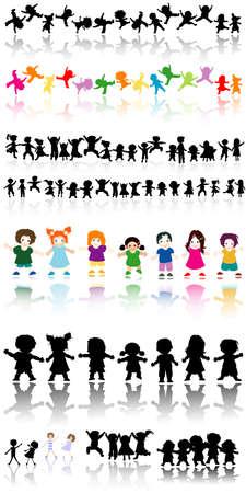 kinder: felici i bambini