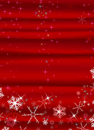 folds: christmas background