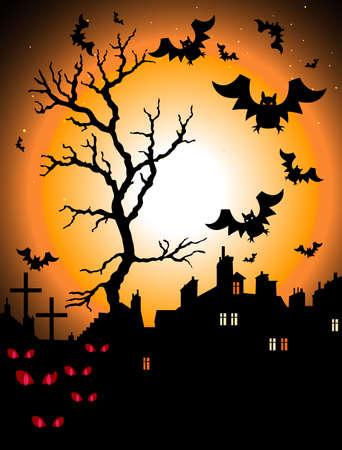 halloween night Stock Photo - 5686543