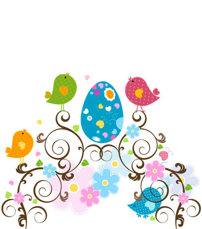 easter design Stock Vector - 6570329