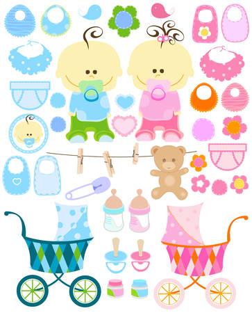 Baby Stuff-Auflistung