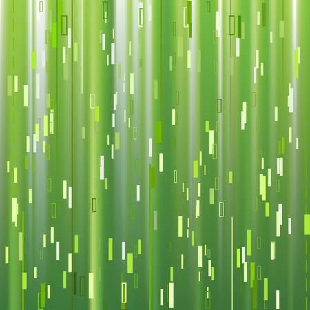 lineas rectas: tono de fondo verde con líneas Vectores