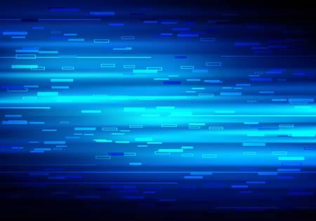 tone on tone: blue tone background with lines Illustration
