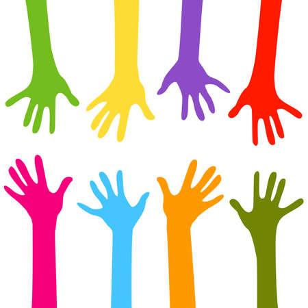 hands together: hands together