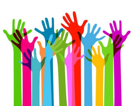 comunidades: las manos juntas, no hay transparencia