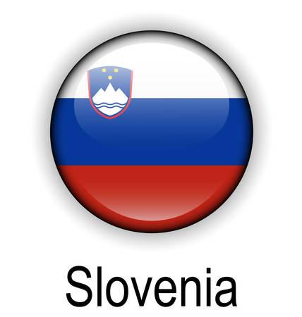slovenia: slovenia state flag