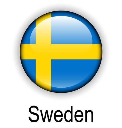 sweden: sweden state flag Illustration