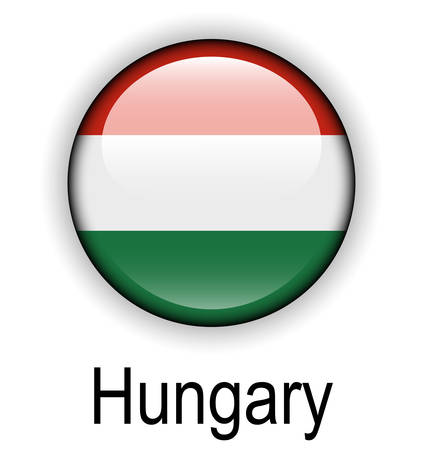 hungary: hungary state flag Illustration