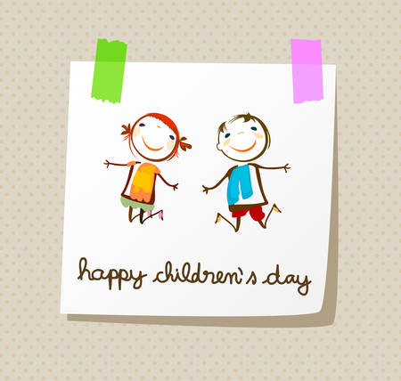 childrens day: happy childrens day