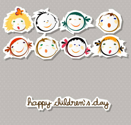 school days: happy childrens day