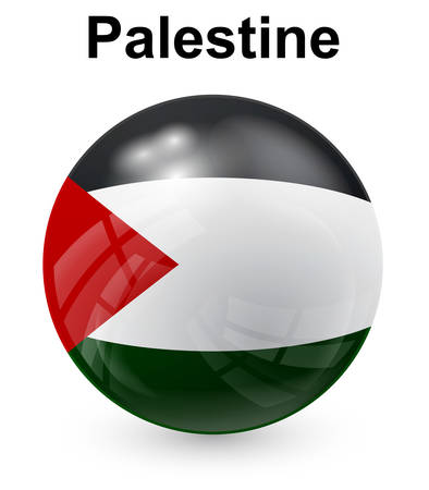 palestine: palestine  official state flag