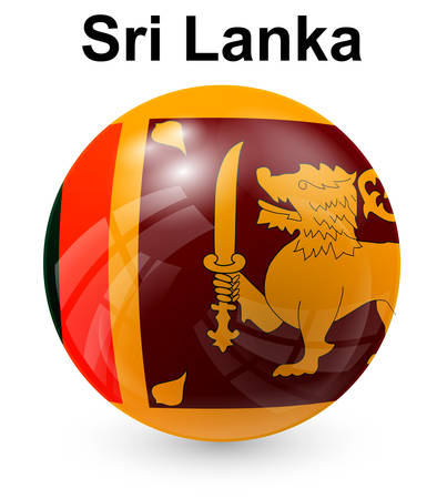 sri: sri lanka official state flag