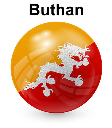 official: buthan official state flag
