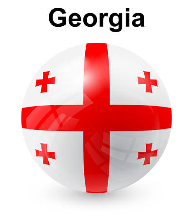 official: georgia official state flag