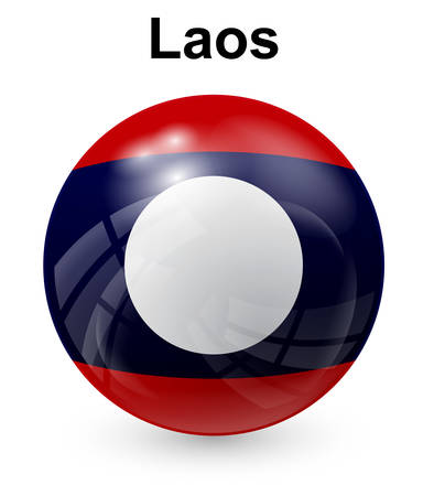 laos: laos official state flag