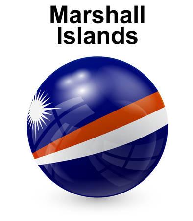 marshall: marshall islands official state flag