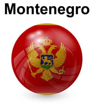 official: montenegro official state flag