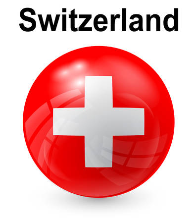 official: switzerland official state flag