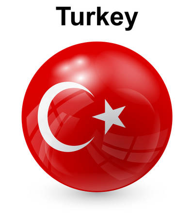 official: turkey official state flag