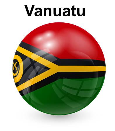 vanuatu: vanuatu official state flag