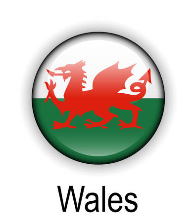 wales: wales official state flag