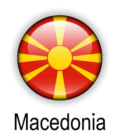 macedonia: macedonia official state flag